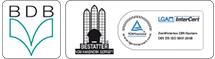 Bestattungshaus Kämmerling | Partner Logo Bund Deutscher Bestatter